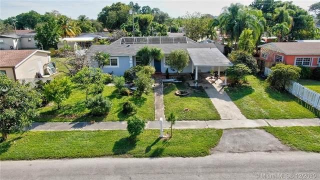 10120 Nicaragua Dr, Cutler Bay, FL 33189 (MLS #A10969394) :: Carole Smith Real Estate Team