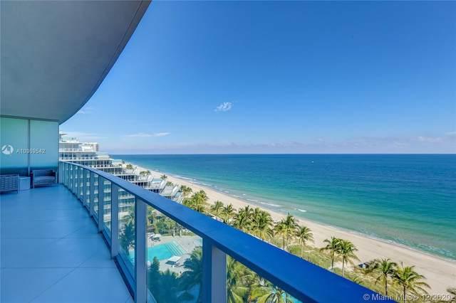 2200 N Ocean Blvd S901, Fort Lauderdale, FL 33305 (MLS #A10969542) :: The Howland Group
