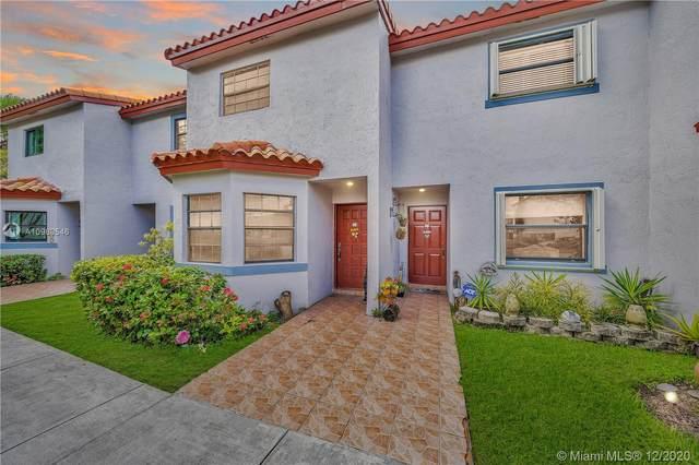 15470 SW 74th Cir Ct #904, Miami, FL 33193 (MLS #A10969546) :: Green Realty Properties