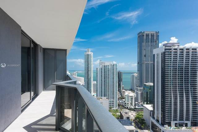 45 SW 9th St #3404, Miami, FL 33130 (MLS #A10969547) :: Podium Realty Group Inc
