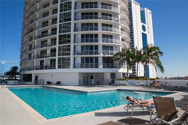 1750 N Bayshore Dr #2509, Miami, FL 33132 (MLS #A10969616) :: Green Realty Properties