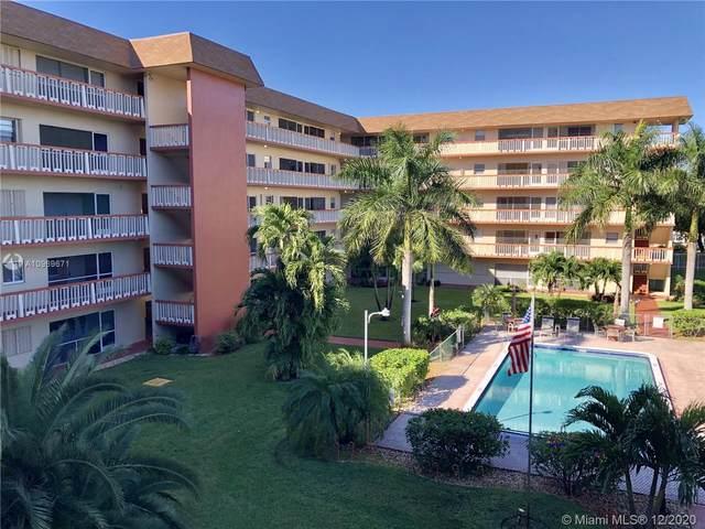 5300 Washington St U304, Hollywood, FL 33021 (MLS #A10969671) :: Green Realty Properties