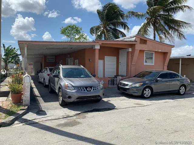 11130 nw NW 3rd Ter, Miami, FL 33172 (#A10969679) :: Posh Properties