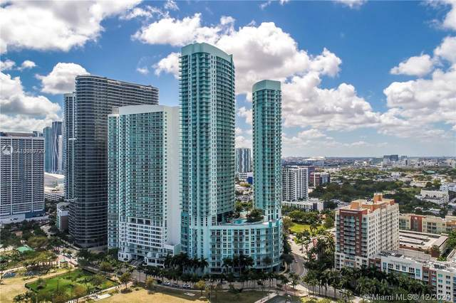 1900 N Bayshore Dr #4008, Miami, FL 33132 (MLS #A10969729) :: Carole Smith Real Estate Team