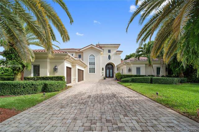 6701 Riviera Dr, Coral Gables, FL 33146 (MLS #A10969935) :: Miami Villa Group