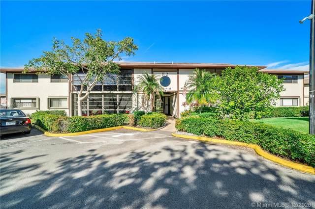 9732 S Belfort Cir #205, Tamarac, FL 33321 (MLS #A10969974) :: Green Realty Properties