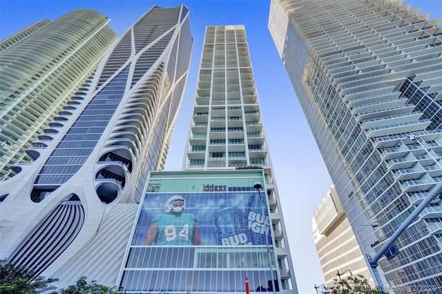 1040 Biscayne Blvd #1805, Miami, FL 33132 (MLS #A10970015) :: Equity Advisor Team