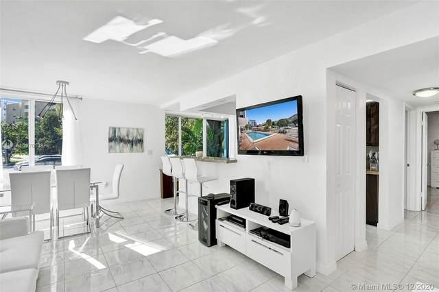 250 180th Dr #155, Sunny Isles Beach, FL 33160 (MLS #A10970138) :: GK Realty Group LLC