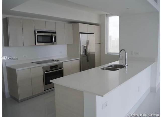 2600 E Hallandale Beach Blvd T1602, Hallandale Beach, FL 33009 (MLS #A10970198) :: Castelli Real Estate Services