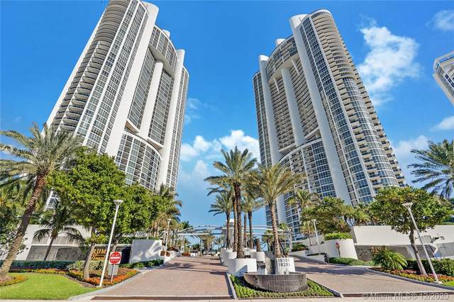 18101 Collins Ave #501, Sunny Isles Beach, FL 33160 (MLS #A10970226) :: GK Realty Group LLC