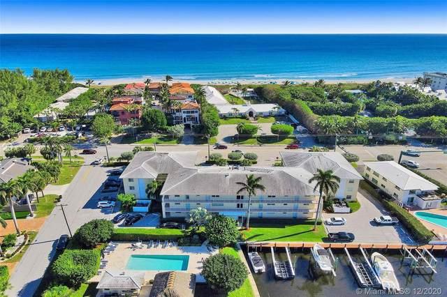 1700 S Ocean Blvd #9, Delray Beach, FL 33483 (MLS #A10970248) :: Green Realty Properties