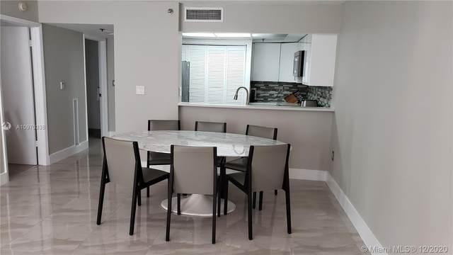 540 Brickell Key Dr #1005, Miami, FL 33131 (MLS #A10970336) :: Albert Garcia Team