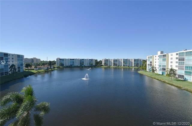 121 SE 3rd Avenue #404, Dania Beach, FL 33004 (MLS #A10970351) :: Green Realty Properties