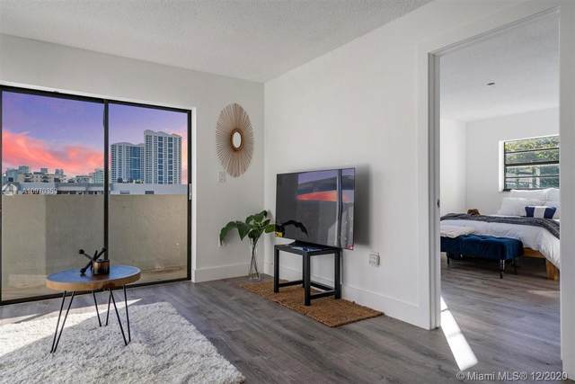 1250 Lincoln Rd #510, Miami Beach, FL 33139 (MLS #A10970353) :: Green Realty Properties