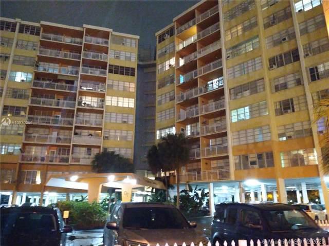 2025 NE 164th St #617, North Miami Beach, FL 33162 (MLS #A10970356) :: Carole Smith Real Estate Team
