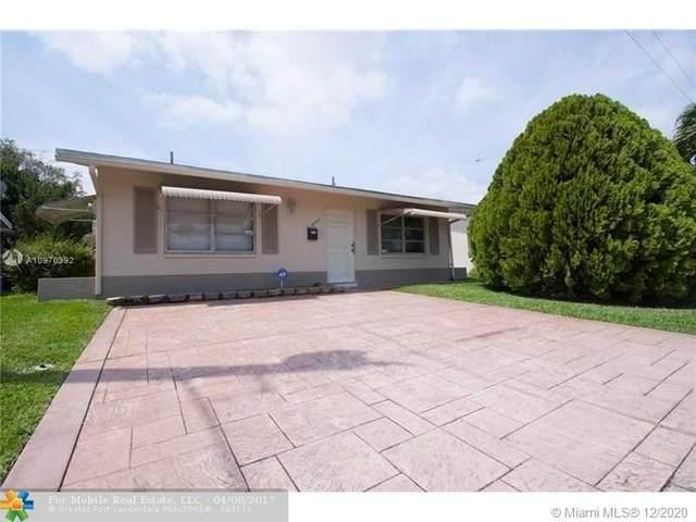 4709 NW 30th Ter, Tamarac, FL 33309 (MLS #A10970392) :: Berkshire Hathaway HomeServices EWM Realty