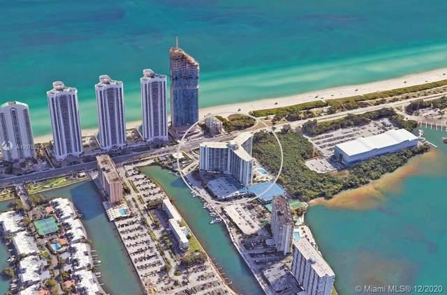 100 Bayview Dr #1510, Sunny Isles Beach, FL 33160 (MLS #A10970395) :: Patty Accorto Team