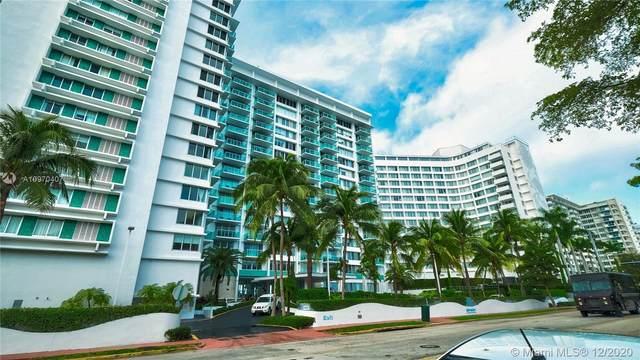 1000 West Ave #627, Miami Beach, FL 33139 (MLS #A10970407) :: Castelli Real Estate Services