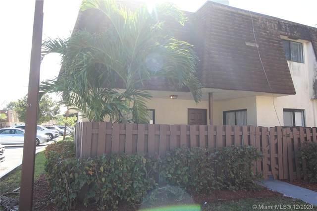156 San Remo Blvd #156, North Lauderdale, FL 33068 (MLS #A10970451) :: Carole Smith Real Estate Team