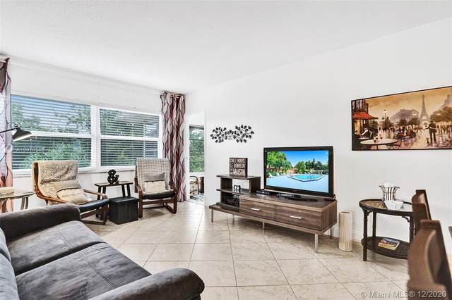 3431 NW 50th Ave #311, Lauderdale Lakes, FL 33319 (MLS #A10970516) :: Carole Smith Real Estate Team