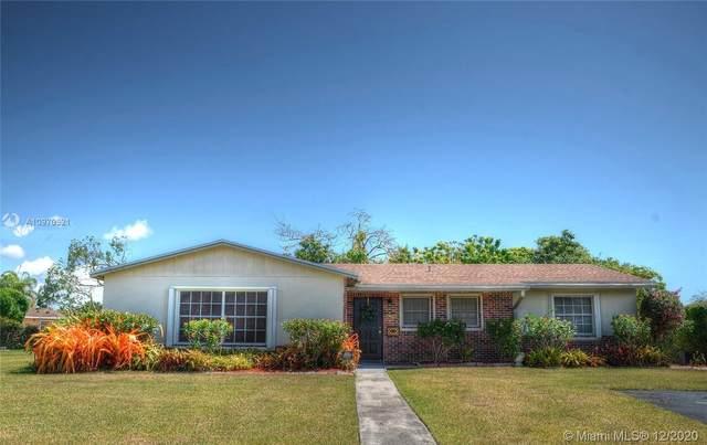 9123 SW 183rd Ter, Palmetto Bay, FL 33157 (MLS #A10970521) :: Miami Villa Group