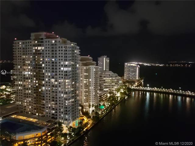 465 Brickell Ave #2503, Miami, FL 33131 (MLS #A10970541) :: Patty Accorto Team