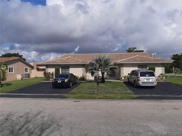 11001 NW 45th St, Coral Springs, FL 33065 (MLS #A10970692) :: Albert Garcia Team