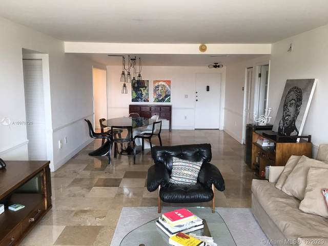 210 Sea View Dr #411, Key Biscayne, FL 33149 (MLS #A10970720) :: Prestige Realty Group