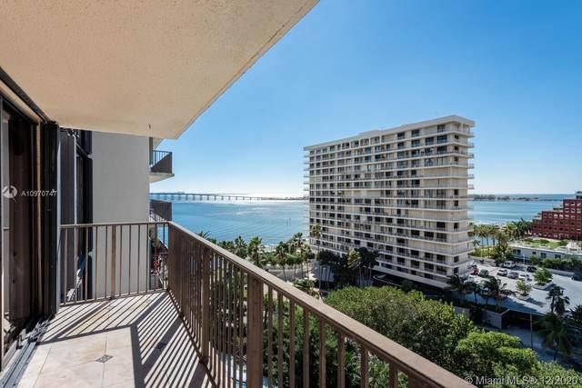 1450 Brickell Bay Dr #1010, Miami, FL 33131 (MLS #A10970747) :: Castelli Real Estate Services