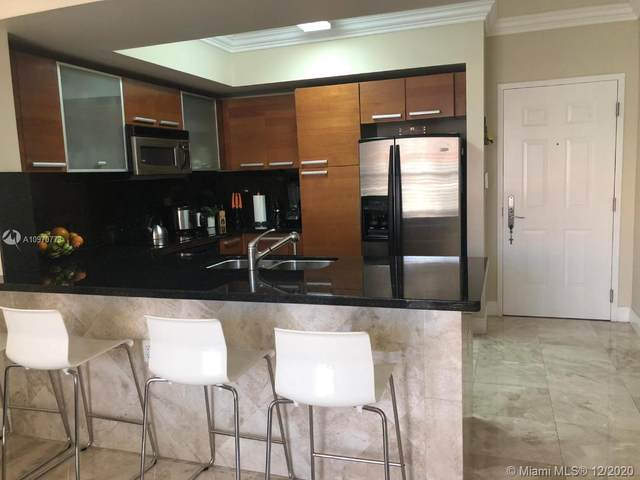 2030 S Douglas Rd #707, Coral Gables, FL 33134 (MLS #A10970773) :: Podium Realty Group Inc