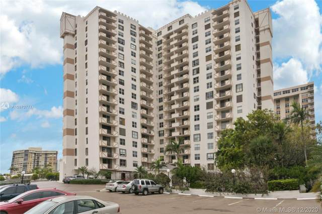 1865 S Ocean Dr 6B, Hallandale Beach, FL 33009 (MLS #A10970777) :: Search Broward Real Estate Team