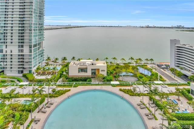 480 NE 31st St #1606, Miami, FL 33137 (MLS #A10970849) :: Green Realty Properties