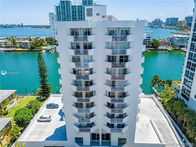 7933 West Dr #715, North Bay Village, FL 33141 (MLS #A10970877) :: Carole Smith Real Estate Team