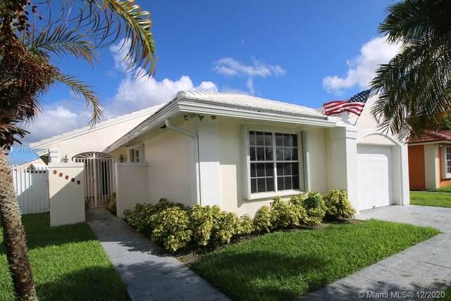 14861 SW 62nd St, Miami, FL 33193 (MLS #A10970880) :: Miami Villa Group