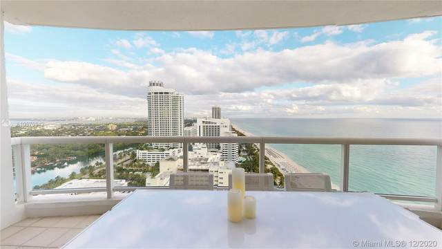 4201 Collins Ave #2502, Miami Beach, FL 33140 (MLS #A10970942) :: Jo-Ann Forster Team