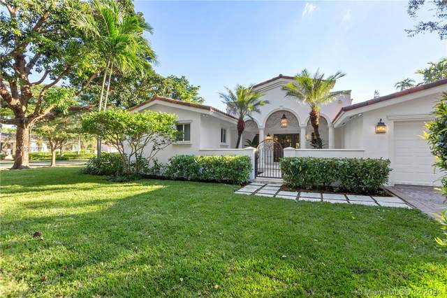 6002 Cellini St, Coral Gables, FL 33146 (MLS #A10970971) :: Miami Villa Group