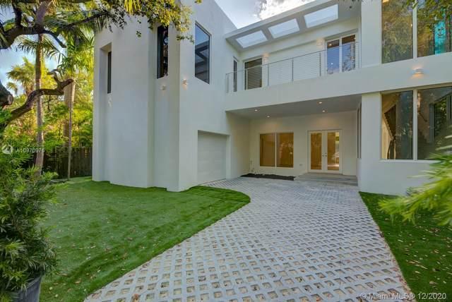 3076 Jefferson St, Miami, FL 33133 (MLS #A10970976) :: Carole Smith Real Estate Team