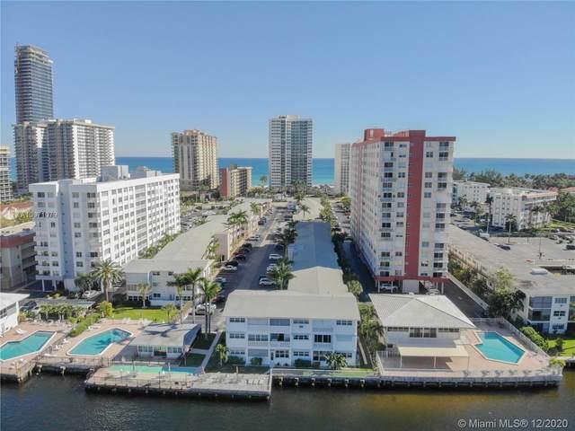 3133 S Ocean Dr #220, Hallandale Beach, FL 33009 (MLS #A10971079) :: The Riley Smith Group