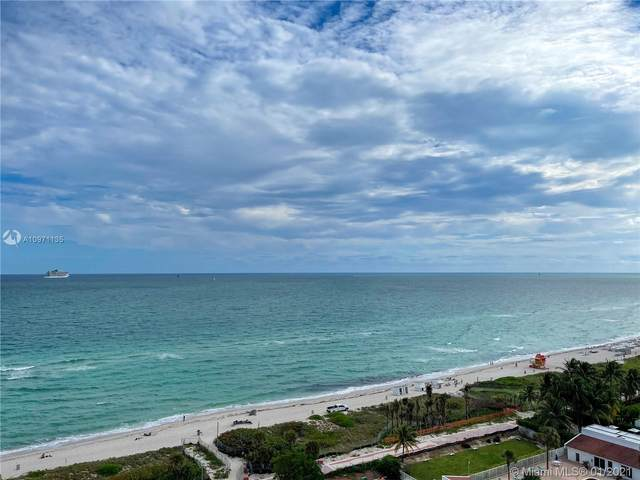 2555 Collins Ave #1714, Miami Beach, FL 33140 (MLS #A10971135) :: Search Broward Real Estate Team