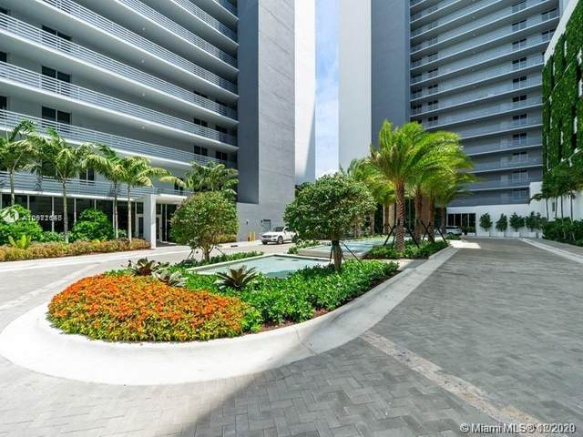 16385 Biscayne Blvd #603, North Miami Beach, FL 33160 (MLS #A10971146) :: Jo-Ann Forster Team