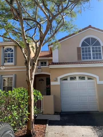 14705 Balgowan Rd 202-11, Miami Lakes, FL 33016 (MLS #A10971254) :: Team Citron