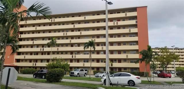1770 NE 191st St 816-1, Miami, FL 33179 (MLS #A10971265) :: Castelli Real Estate Services