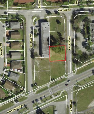 Nw 75th Avenue, Davie, FL 33024 (MLS #A10971271) :: Berkshire Hathaway HomeServices EWM Realty