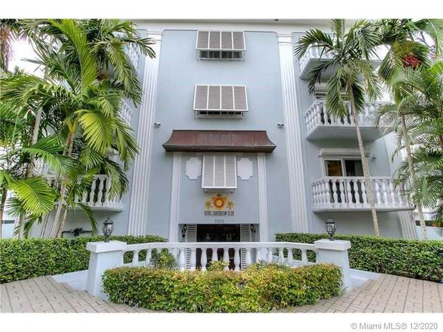1150 Madruga Ave A101, Coral Gables, FL 33146 (MLS #A10971341) :: Prestige Realty Group