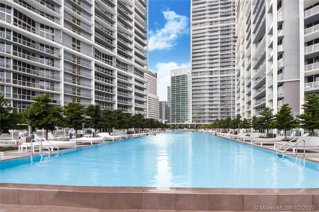 475 Brickell Ave #614, Miami, FL 33131 (MLS #A10971365) :: Patty Accorto Team