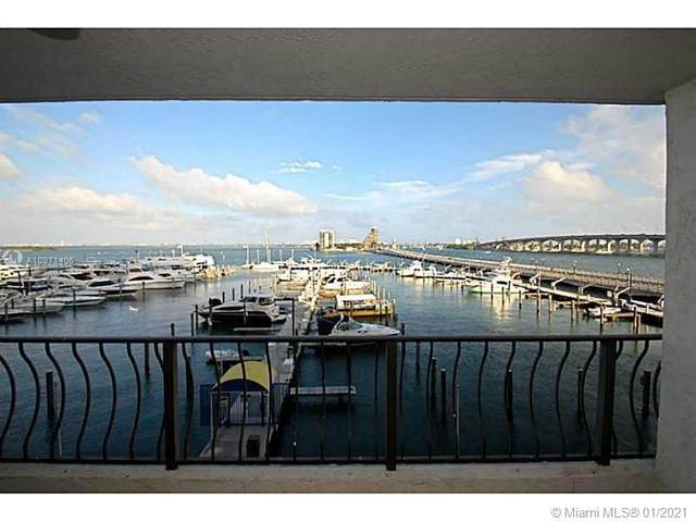 555 NE 15th St #414, Miami, FL 33132 (MLS #A10971406) :: Podium Realty Group Inc