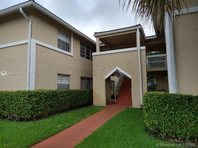 1014 Twin Lakes Dr 20-H, Coral Springs, FL 33071 (MLS #A10971415) :: Carole Smith Real Estate Team