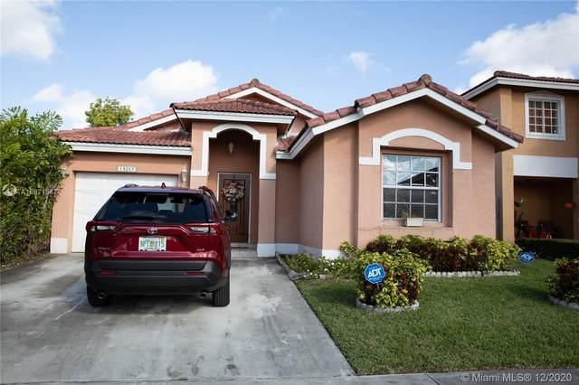 14257 SW 177th Ter, Miami, FL 33177 (MLS #A10971547) :: Miami Villa Group