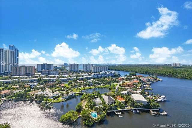 330 Sunny Isles Blvd 5-2204, Sunny Isles Beach, FL 33160 (MLS #A10971586) :: Albert Garcia Team
