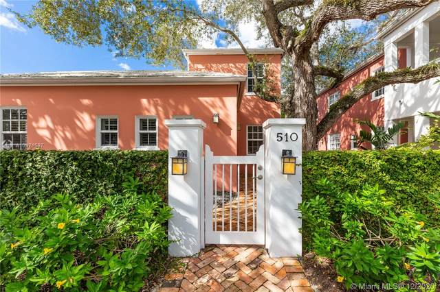 510 Loretto Ave #26, Coral Gables, FL 33146 (MLS #A10971587) :: Berkshire Hathaway HomeServices EWM Realty
